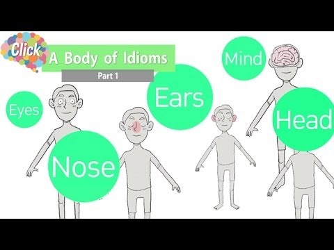A body of idioms Part1