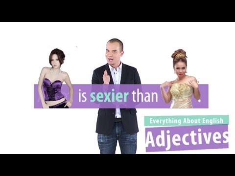 Everything about English Adjectives Part2
