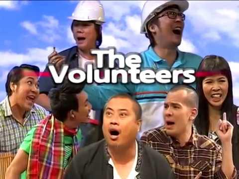 The Volunteers ป๋อง กพล ทองพลับ