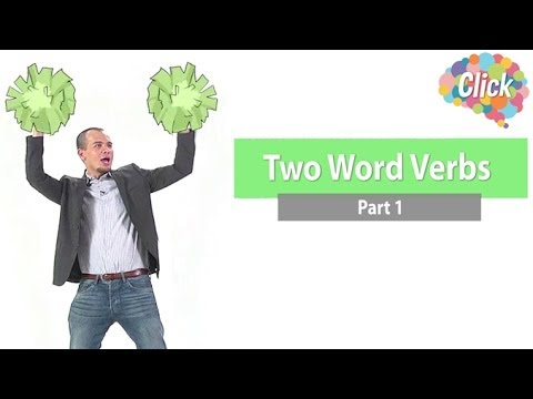 Two Word Verbs Part1